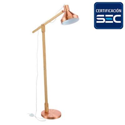 Lámpara de pie Venlo 1 l E27