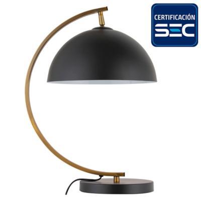 Lámpara de mesa Bissen 1 l E27