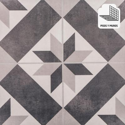 Cerámica gris 45x45 cm 2,08 m2