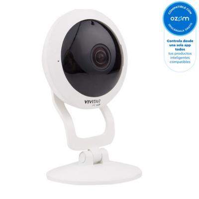 Camara de Seguridad Ip Panorámica 360