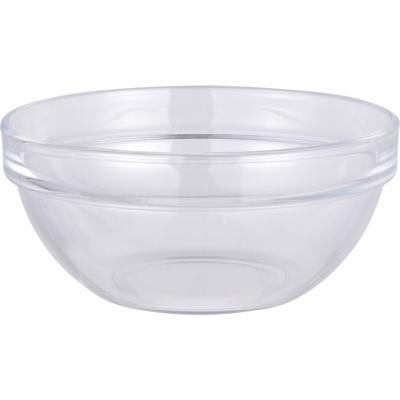Bowl apilable vidrio 17 cm