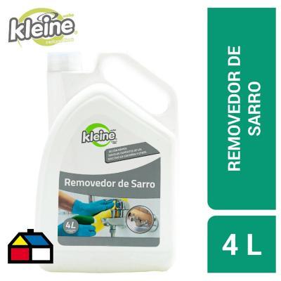 Removedor de sarro 4 litros