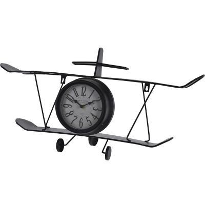 Reloj avión Repisa 63x32 cm