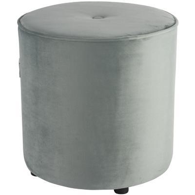 Pouff 38x38 cm Gris