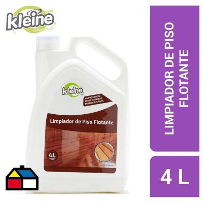 Limpiador de piso flotante 4 litros