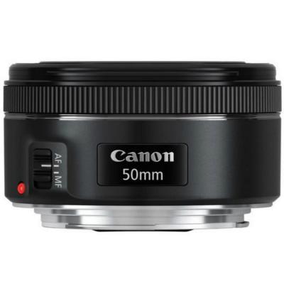 Lente ef 50mm f/1.8 stm