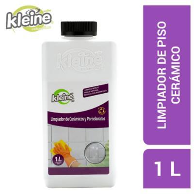Limpiador de piso ceramico/porcelanato 1 litro