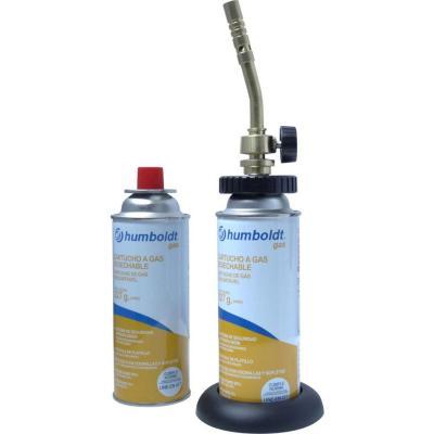 Kit soplete + 2 gas 227 gr