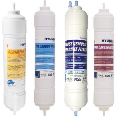 Kit filtros ósmosis inversa