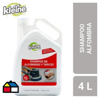 Shampoo de alfombra 4 litros