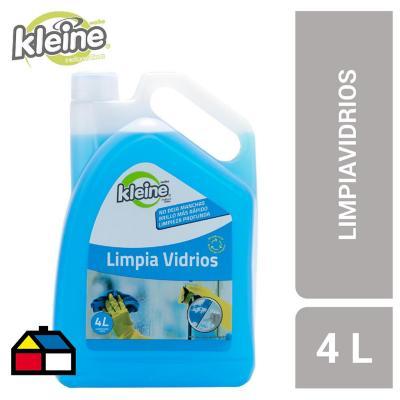 Limpiavidrios 4 litros