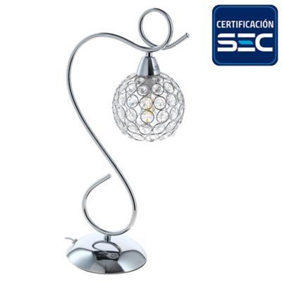 Lámpara de mesa Almada 1 l E14