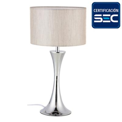 Lámpara de mesa Tomar 1 l E27