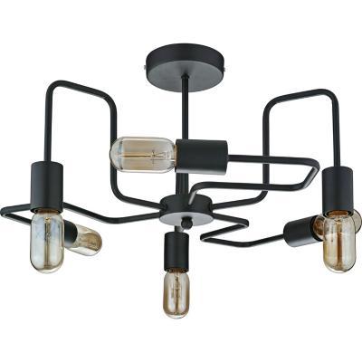 Lámpara de techo Thebes 6 l E27
