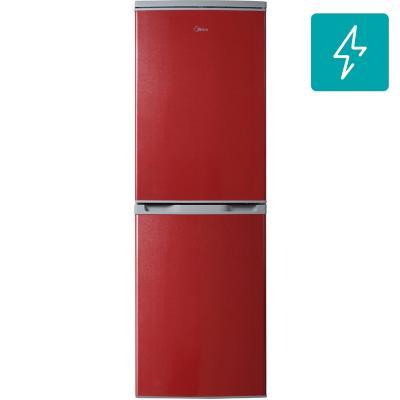 Refrigerador frío directo bottom freezer 180 litros blanco