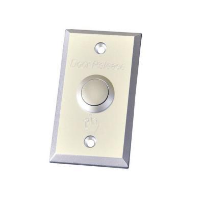 Pulsador de apertura puerta rectangular