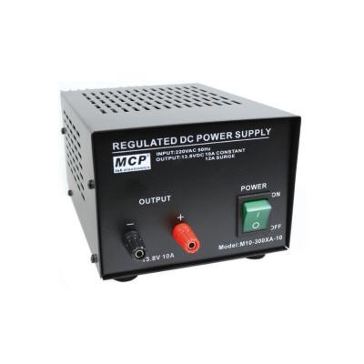 Fuente estabilizadora 13.8 volts 10 amp