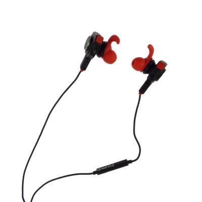 Audífono con micrófono gamer Negro