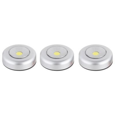 Pack 3 Luz de toque LED