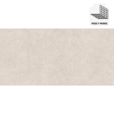 Porcelanato 30x60 cm 1,26 m2 blanco