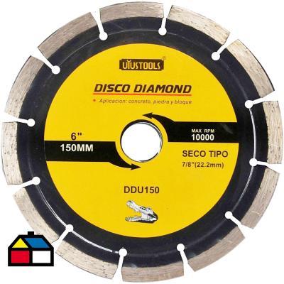 Disco diamond 150 seco