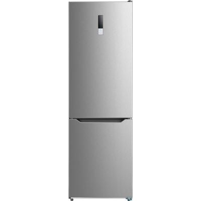 Refrigerador no frost bottom freezer 290 litros inox