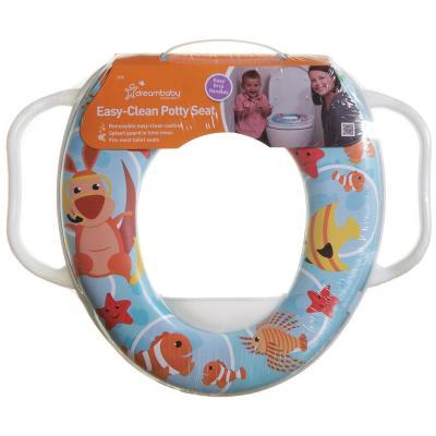 Adaptador y alzador de baño bebé