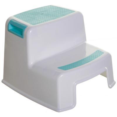 Alzador de baño con peldaño + set de manicure