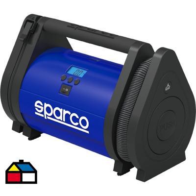 Compresor de aire y medidor de presión