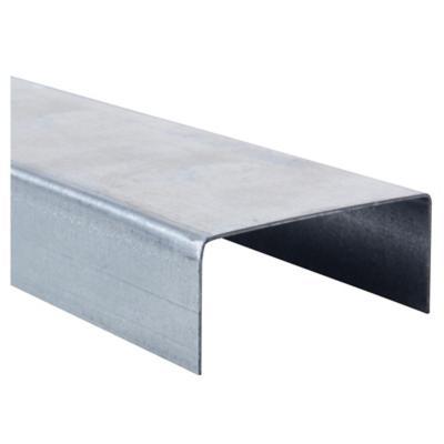 3m Perfil U 2x3x0,85 Metalcon estructural