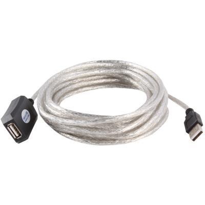 Cable extensión USB 5 metros amplificado