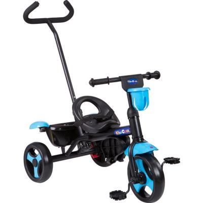 Triciclo 2 funciones azul