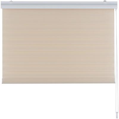 Cortina enrollable Shangri 100x100 cm beige