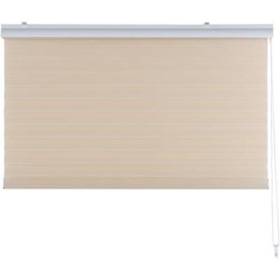 Cortina enrollable Shangri 120x165 cm beige