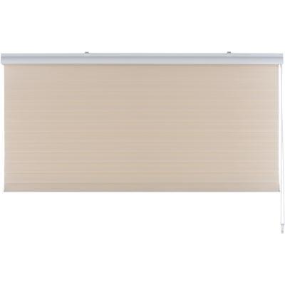 Cortina enrollable Shangri 160x165 cm beige