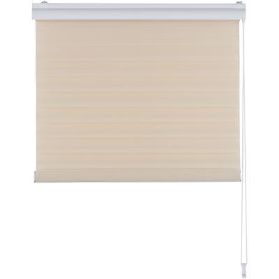 Cortina enrollable Shangri 80x165 cm beige