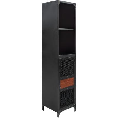 Estante 40x40x180 cm Negro