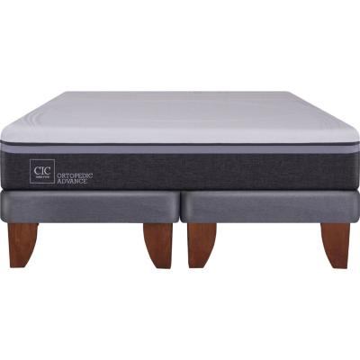 Cama Europea Ortopedic Advance Super king