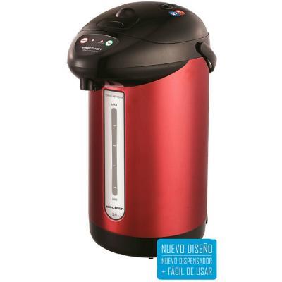 Termo hervidor eléctrico rojo 2.8 litros