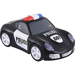 Juguete Auto Policial Touch and Go