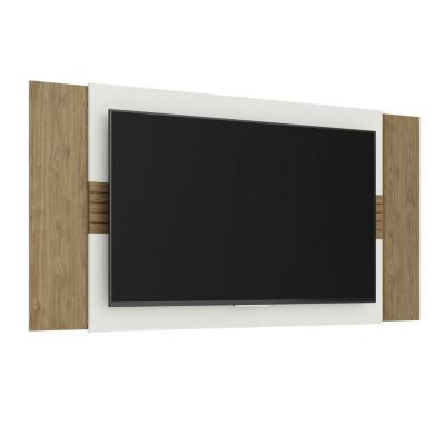 "Panel de TV 60 "" 180x3x89 Avellan/blanco"