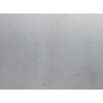 Lamina acero galvanizado mm.500x250