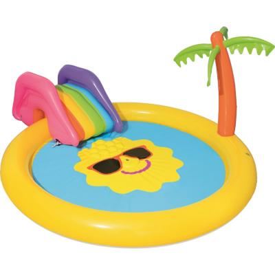 Piscina de juegos sunnyland splash