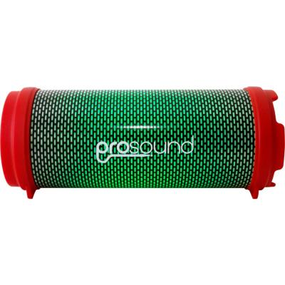 Bazooka bluetooth rojo