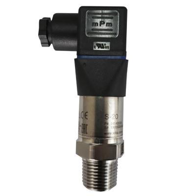 Transmisor de presión 1/2 NPT de 0 a 400 bar