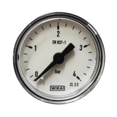 Manómetro 0-4 bar