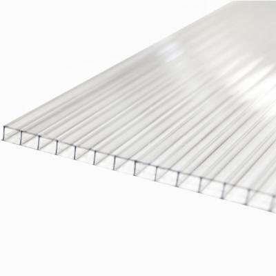 Policarbonato alveolar 1050x1900x4 mm transparente