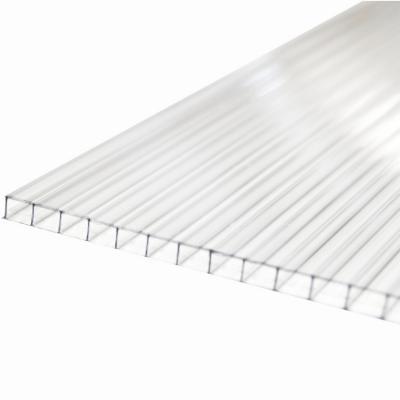 Policarbonato alveolar 1050x2300x4 mm transparente