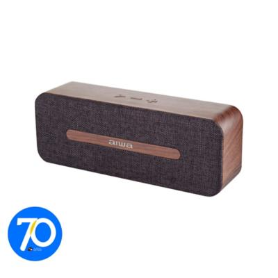 Parlante portatil bluetooth/aux 3WX2