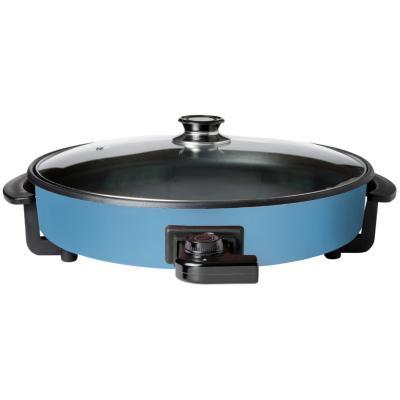 Sarten eléctrico 1300 W azul